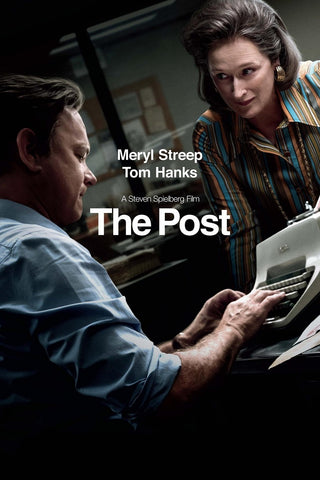 The Post (Vudu HDX) - Pre-Release: Multiple Options Available