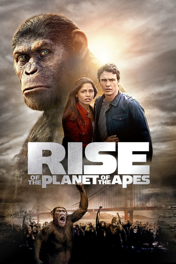 Rise of the Planet of the Apes (UV HDX or iTunes 4K)