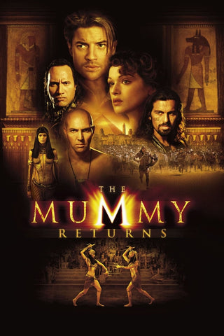 The Mummy Returns (Vudu HDX)