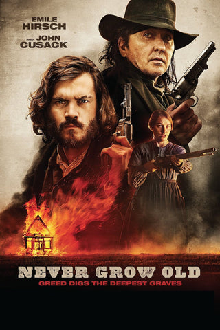 Never Grow Old (Vudu HDX) - Pre-Release: Multiple Options Available