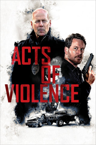 Acts of Violence (UV HDX) - Pre-Release: Multiple Options Available