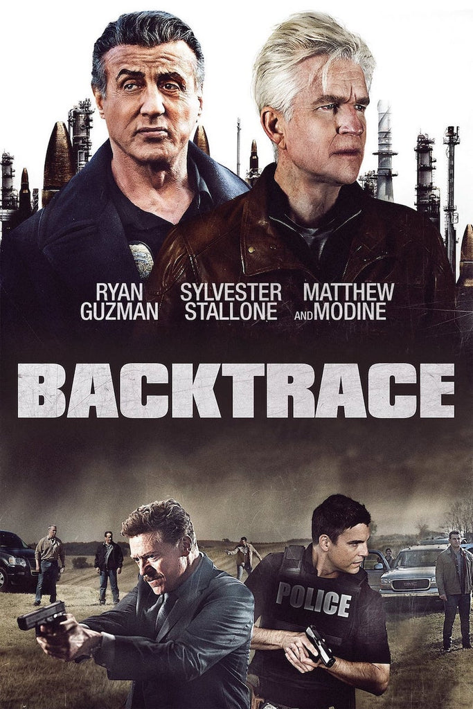 Backtrace (Vudu HDX) - Pre-Release: Multiple Options Available