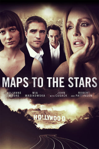 Maps to the Stars (Vudu HDX)