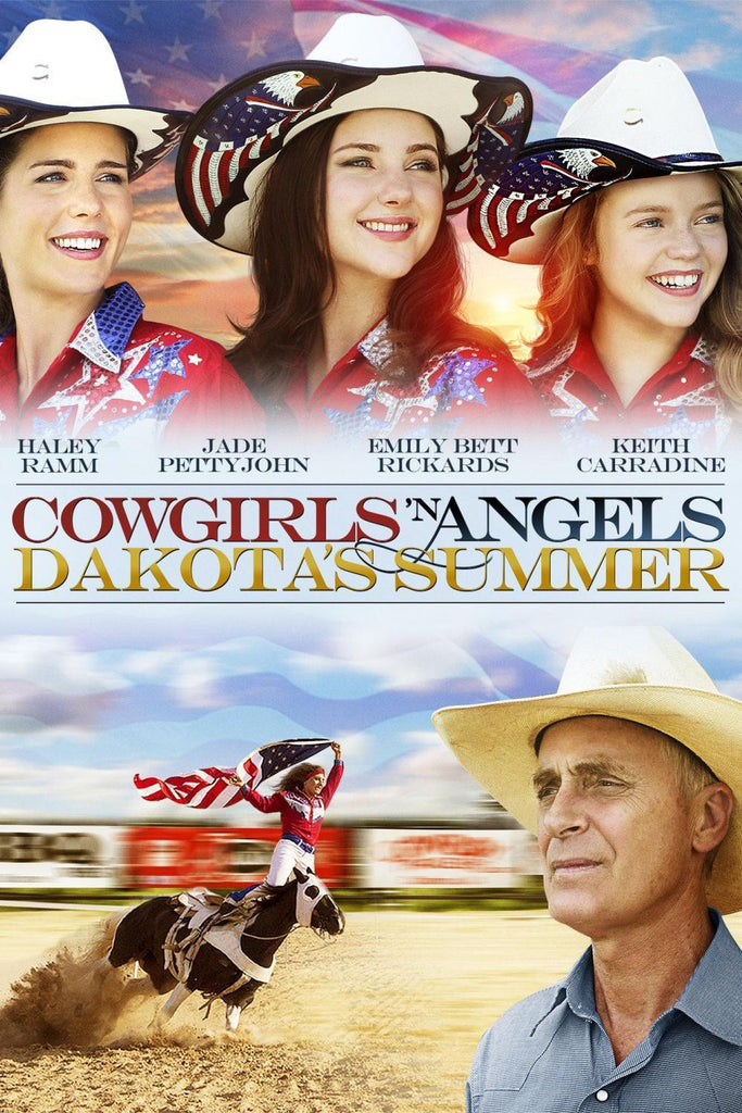 Cowgirls 'N Angels 2: Dakota's Summer (UV HDX)