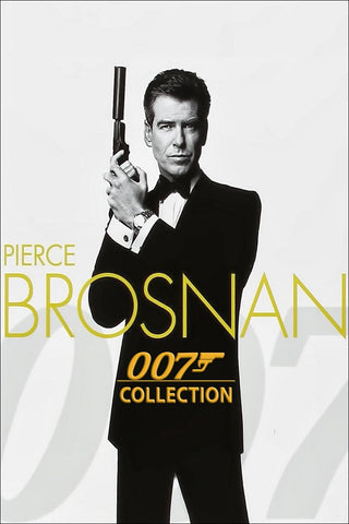 James Bond: The Pierce Brosnan Collection (UV HDX) - Multiple Options Available