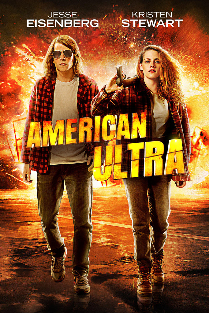American Ultra (iTunes HD)