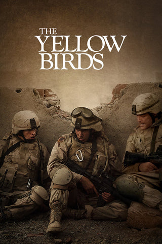The Yellow Birds (Vudu HDX)