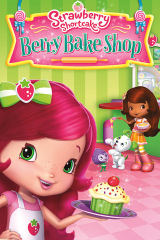 Strawberry Shortcake: Berry Bake Shop (UV HDX)