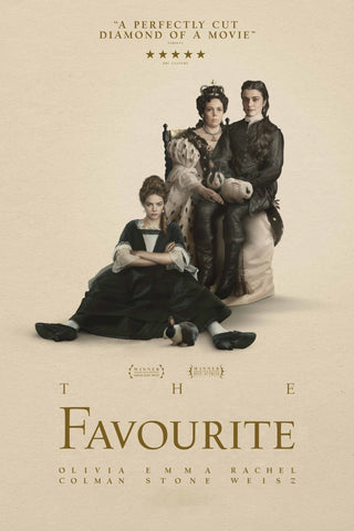 The Favourite (Vudu HDX) - Pre-Release: Multiple Options Available