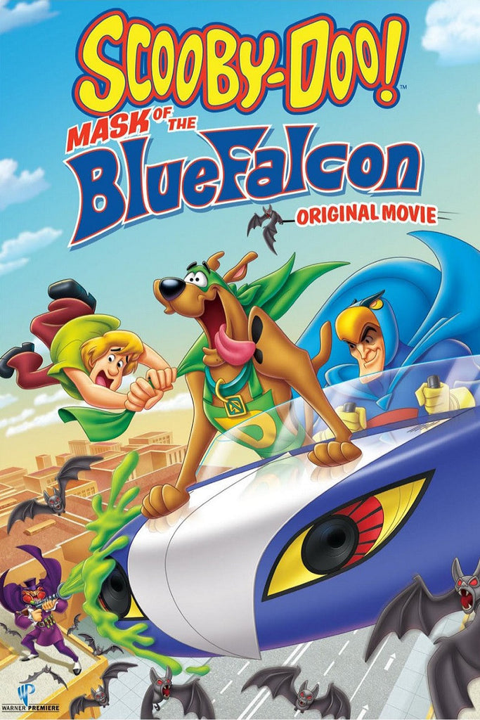 Scooby-Doo!: Mask of the Blue Falcon (UV HDX)