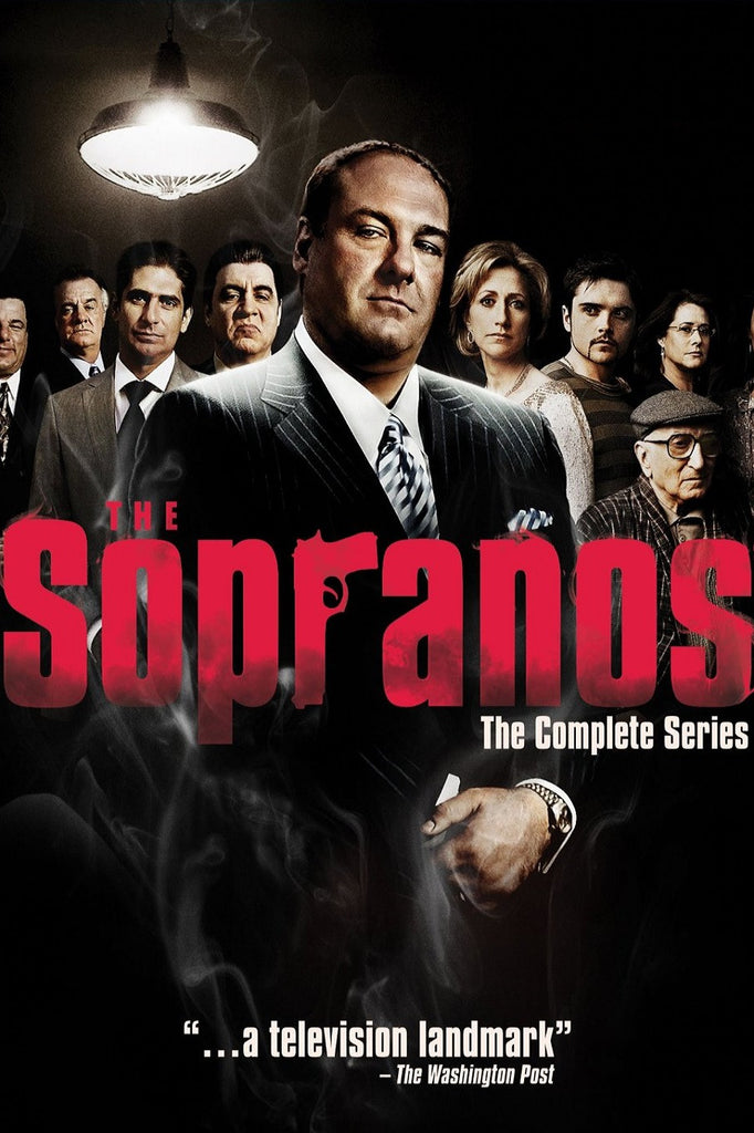 The Sopranos: The Complete Series (UV HDX)