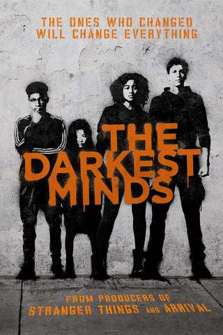 The Darkest Minds (Vudu HDX) - Pre-Release: Multiple Options Available