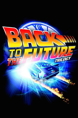 Back to the Future Trilogy (UV HDX) - Multiple Options Available