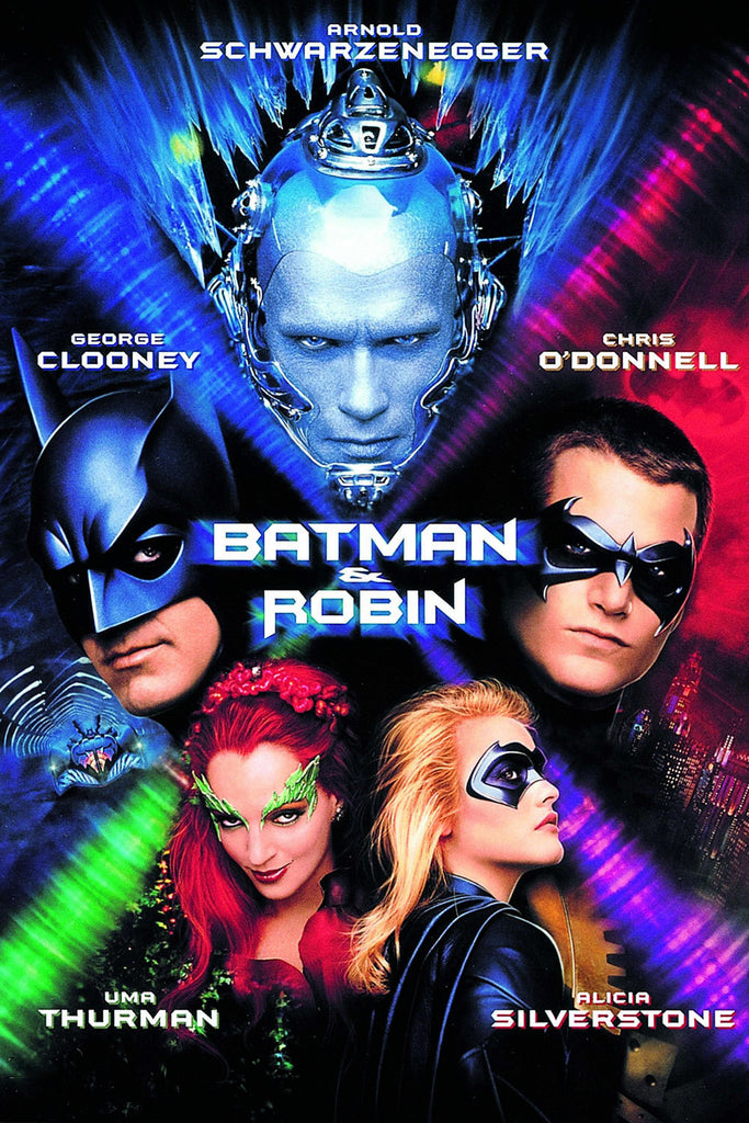 Batman & Robin (MA HD)