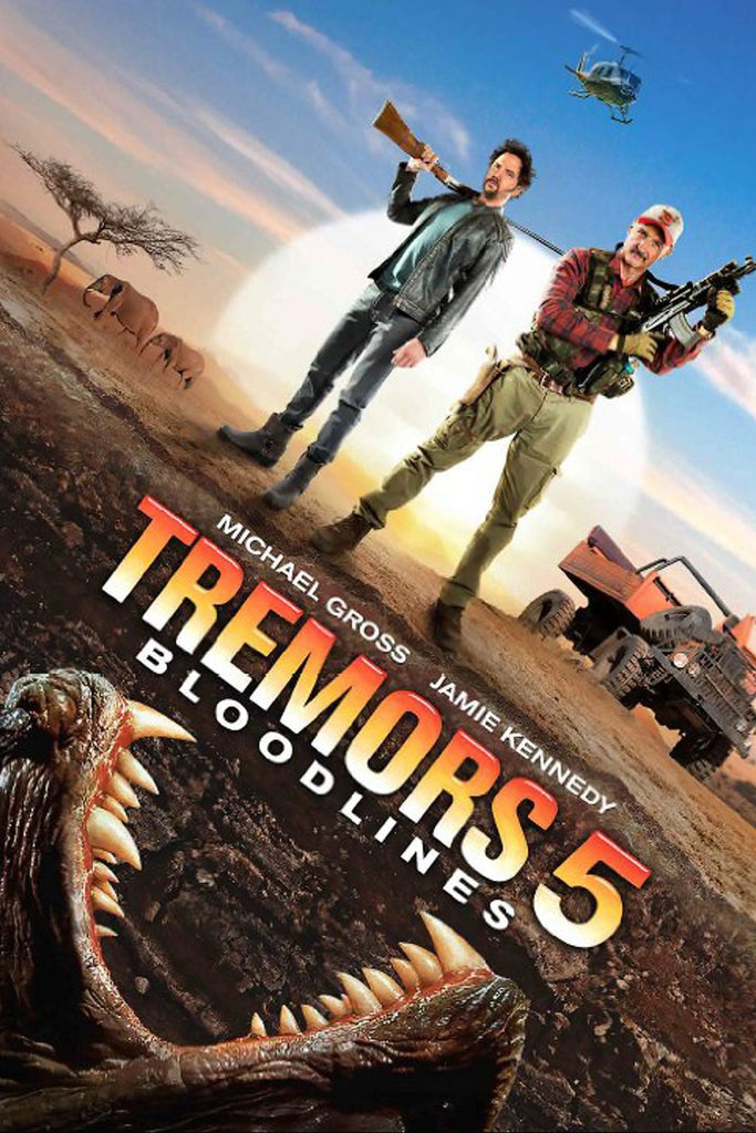 Tremors 5: Bloodlines (UV HDX)