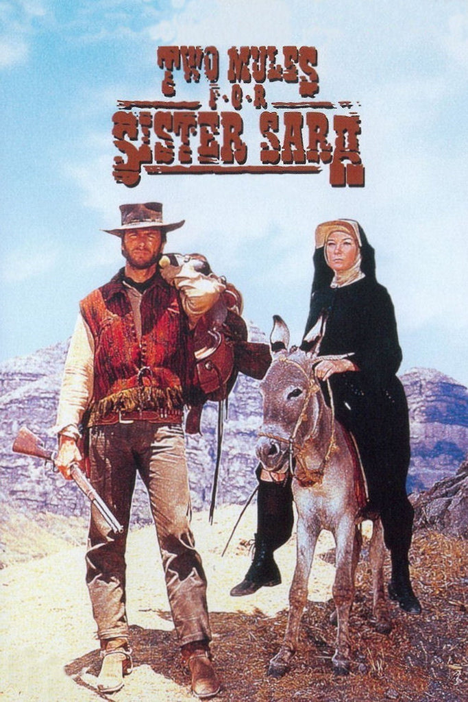Two Mules for Sister Sara (UV HDX)