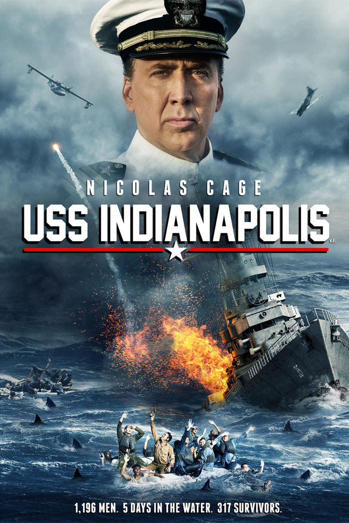 USS Indianapolis: Men of Courage (UV HDX)