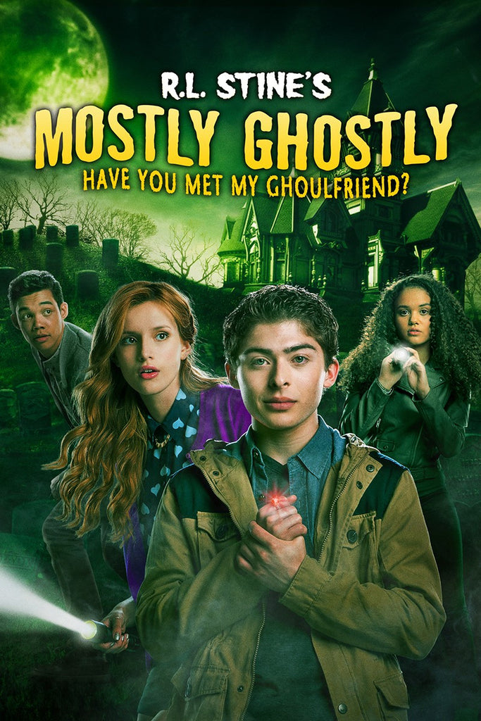Mostly Ghostly: Have You Met My Ghoulfriend? (iTunes HD)