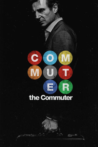 The Commuter (Vudu HDX) - Pre-Release: Multiple Options Available