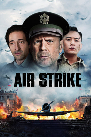 Air Strike (Vudu HDX) - Pre-Release: Multiple Options Available