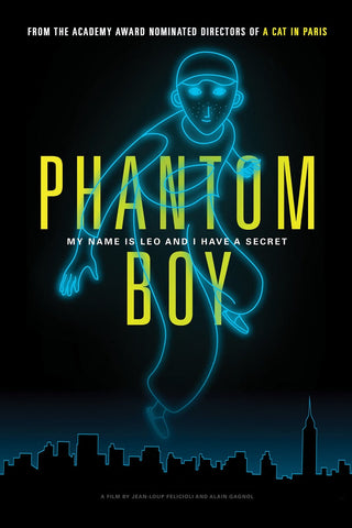 Phantom Boy (iTunes HD)