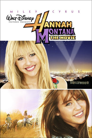 Hannah Montana: The Movie (iTunes XML)