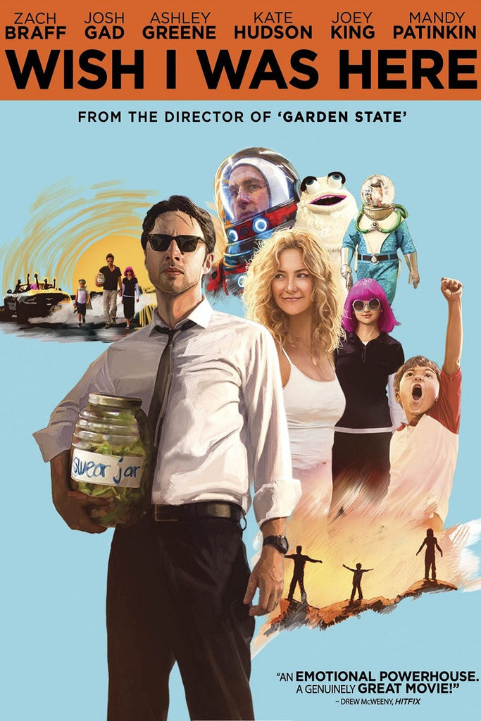 Wish I Was Here (iTunes HD)