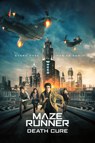 Maze Runner: The Death Cure (Vudu HDX) - Pre-Release: Multiple Options Available