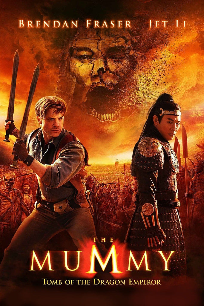 The Mummy: Tomb of the Dragon Emperor (Vudu HDX)