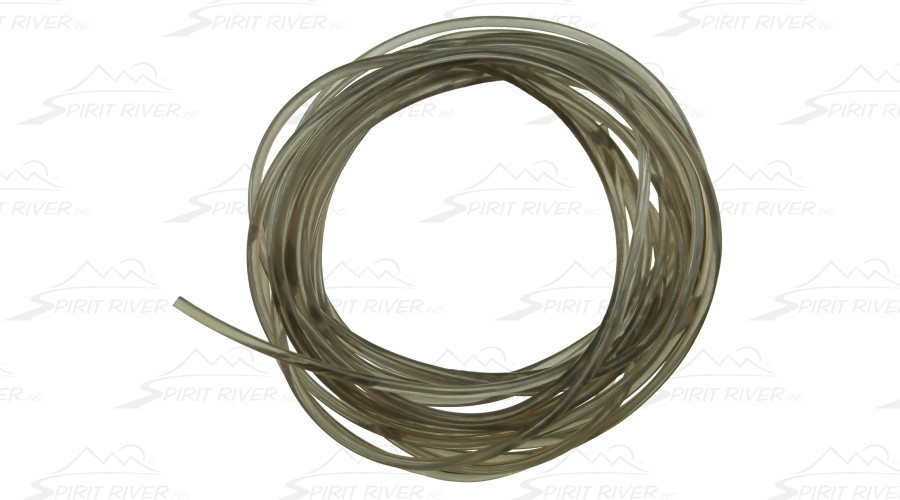 Spirit River Stretch Cord sz Small Rootbeer Fly Tying