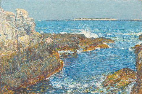 Childe Hassam, Isles of Shoals, 1907