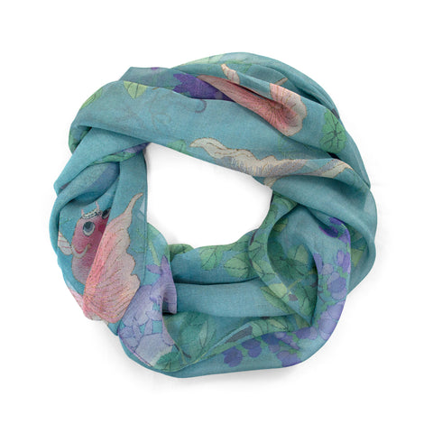 Aquatic Empresses Scarf