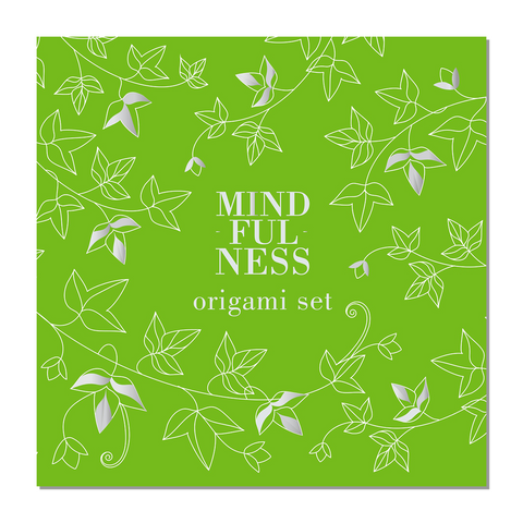 Mindfulness: Origami Set