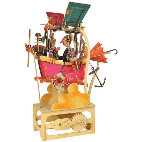 Junk Air Automata Building Kit