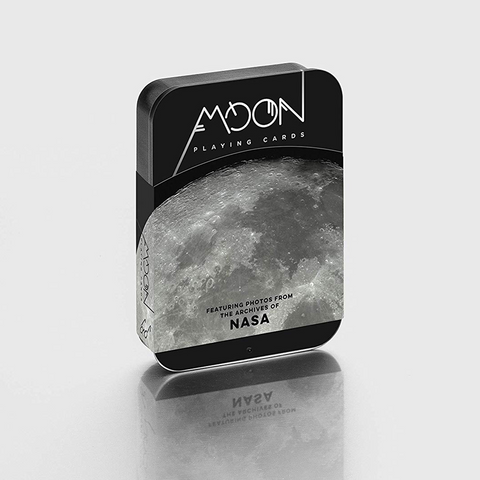 NASA Moon Playing Cards