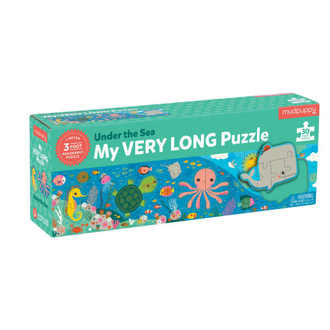 My Very Long Under the Sea Puzzle for Kids