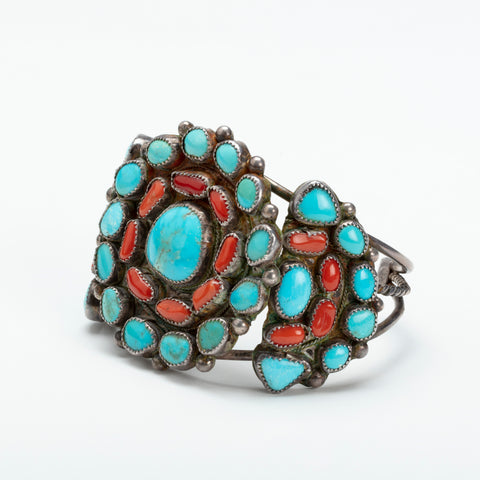 Iris Apfel Exclusive: Native American Cuff