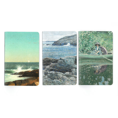Set of 3 Mini Notebooks: A Passion for American Art