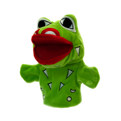 Wakus The Frog Puppet