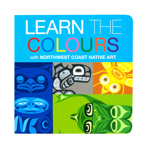 Learn the Colours: with Northwest Coast Native Art