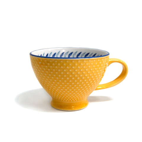 Yellow Hummingbird Mug