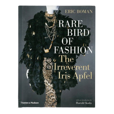 Rare Bird of Fashion: The Irreverent Iris Apfel