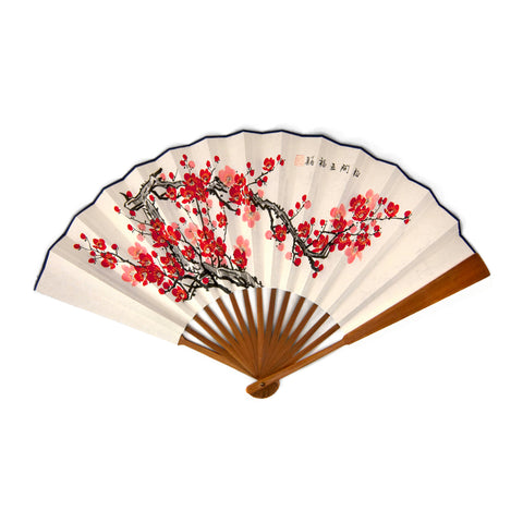 Blossom Folding Fan
