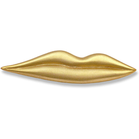 Man Ray Lip Brooch
