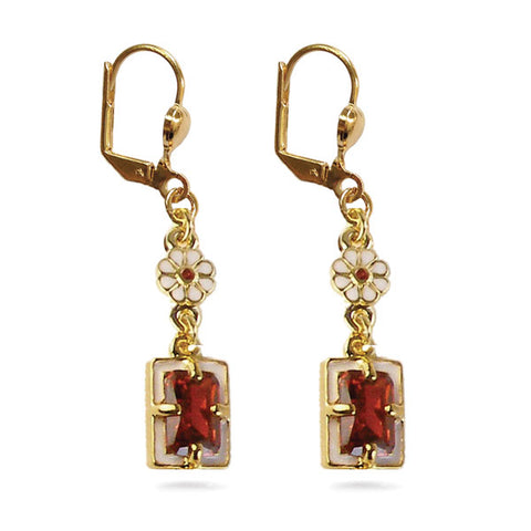 Elizabethan Earrings