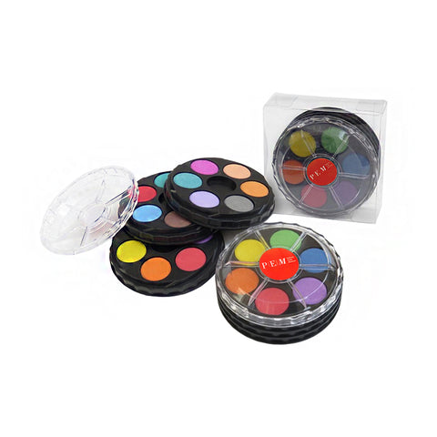 PEM Watercolor Set