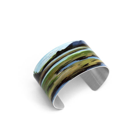 Acadia Tidal Marshes cuff