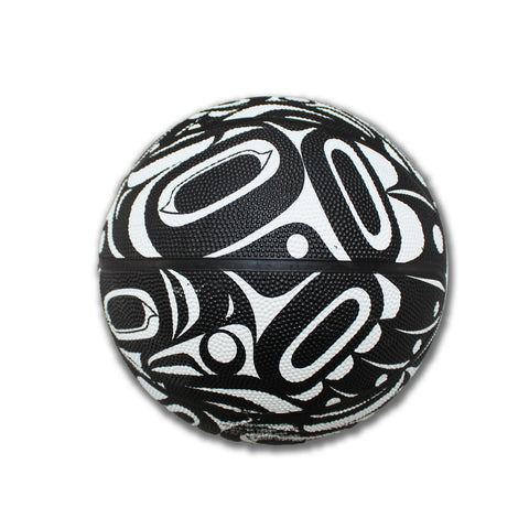 Trickster 1:1 Basketball Black and White