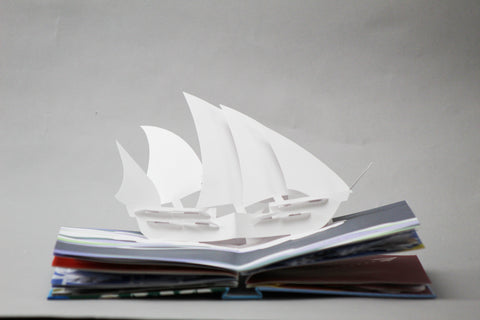 Believe: A Pop-Up Book of Possibilities