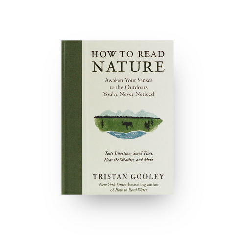 How To Read Nature by Tristan Gooley